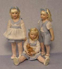 Susan Scogin Dolls