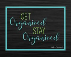 If you've read my blog, browsed my instagram, seen pictures of my classroom, or checked out my teacherspayteachers store, you know that organization is my jam! Like seriously. I LOVE ORGANIZATION. Don