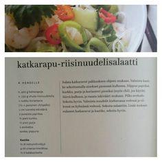 Thaimaalainen katkarapu-nuudelisalaatti riisinuudeli nuudeli katkaravut avokado testattu: käytä koko mieto chili, valkoviinietikka käy