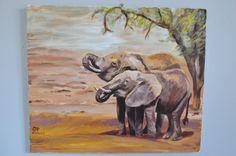 Elefant oil
