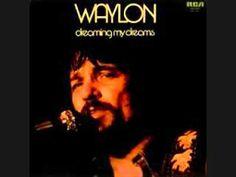 Waylon Jennings I Recall A Gypsy Woman