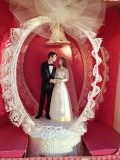 redhead wedding cake topper wedding cake topper deco inspired 19127
