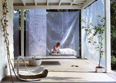 Pasadena Project   Cabana Exterior, Michaela Scherrer Interior Design   Remodelista Architect / Designer Directory
