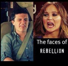 funny quotes about josh hutcherson and jennifer lawrence | Reblogged 1 year ago from reneeduhhh ( Originally from caesarflicker ...
