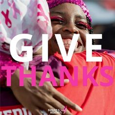 Today we are thankful for all of our researchers scientists advocates and supporters that help bring life to our mission to end breast cancer forever. Happy Thanksgiving to you and your families! Tell us what you are thankful for.