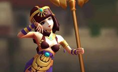 Smite Blitz is an Android Game Strategy adventure new Free and