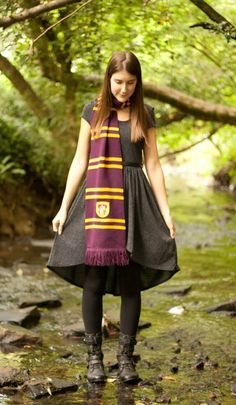 Hell yes to Harry Potter-themed outfits I can get away with as a grown-up.