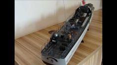 Schnellboot S-100 RC : Conclusão do Projeto