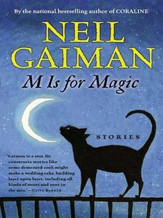 Start reading 'M Is for Magic' on OverDrive: https://www.overdrive.com/media/147647/m-is-for-magic