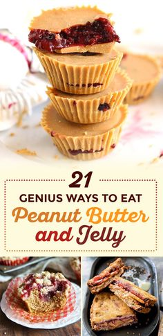 21 Reasons Peanut Butter And Jelly Are The Ultimate Power Couple