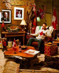 Photography Kamil Bialous photographs Hootsuite CEO, Ryan Holmes, for Canadian Business Magazine #portrait #canada #decor