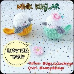 In this article I will share with you a great amigurumi doll free pattern. You can enjoy this beautiful amigurumi doll free pattern with pleasure. Crochet Dolls Free Patterns, Amigurumi Patterns, Amigurumi Doll, Free Crochet, Crochet Birds, Crochet Animals, Bird Free, Cute Sheep, Design Websites