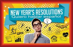 Make Spanish your New Year's resolution! Learn a beautiful language  Make new friends  Explore the richness of Hispanic cultures. >>>>Avoid the disappointment of SOLD OUT classes and register now at http://ift.tt/1Bph8SI - http://ift.tt/1HQJd81