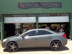 Pontiac G6 on 22-inch 2 Crave No 14 Wheels!