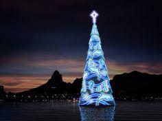 Árvore de Natal da Lagoa 2013 2014