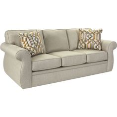 Broyhill 6180-3 Veronica Sofa Discount Furniture at Hickory Park Furniture Galleries
