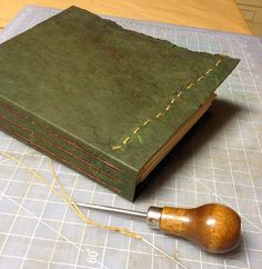 wishi washi studio: Origami Travel Notebook
