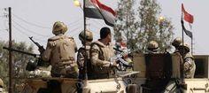 Egypte : deux civils tués lors d'une attaque à la roquette dans le Sinaï
