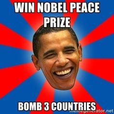Obama via Meme Generator