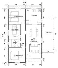 Moderna 71 m2
