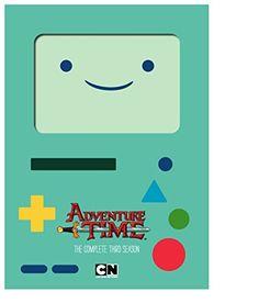 Adventure Time: Season 3 @ niftywarehouse.com #NiftyWarehouse #AdventureTime #TVShow #Cartoon #Show #CartoonNetwork