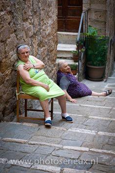 Italian Women ~ Enjoying Life <3