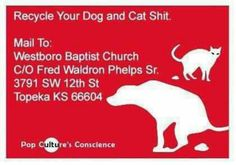 Westboro Baptist Church Fred Phelps