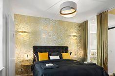 The Golden Bedroom