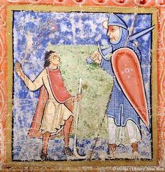 1155 - 1160, England  Morgan M.724 - Psalter, f. R-2