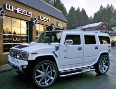 The 2017 Hummer SUT is the featured model. The 2017 Hummer SUT Matte Black image is added in the car pictures category by the author on Apr Hummer H1, Hummer Cars, Hummer Truck, Dream Cars, My Dream Car, White Hummer, Luxury Suv, Luxury Vehicle, Us Cars