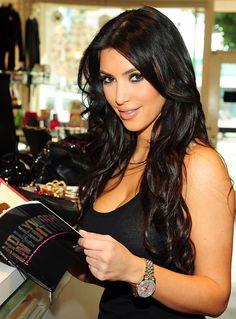 Kim Kardashian-Rolex