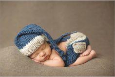 neue 2 Farben baumwolle Neugeborenen Fotografie kostüme requisiten gehäkelten stricken kleinkind weihnachten baby mütze und hosenträger hose(China (Mainland))