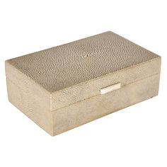 Shagreen Box 1920s French Vintage