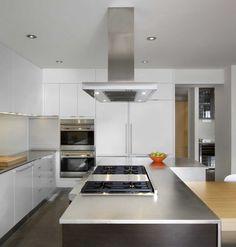 minimalist kitchen design - Google Search