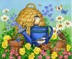 Jane Maday, Illustrator | Adorable art for license or commissioned illustration.