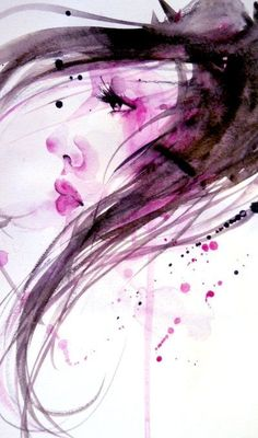 thats art! art watercolor art, watercolor и art drawi Watercolor Portraits, Watercolor Paintings, Watercolors, Watercolor Tattoo, Trash Polka, Arte Pop, Art And Illustration, Art Plastique, Beautiful Paintings