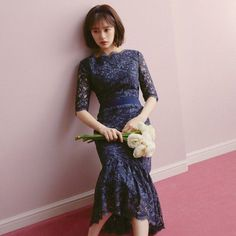 Itazura Na Kiss, Jung So Min, Korean Star, Marie, Dresses With Sleeves, Moon, Actresses, Actors, Formal Dresses