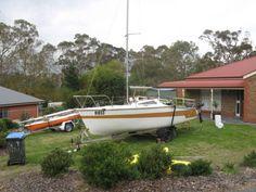 TAGI 22 Trailer Sailer Sailboat Yacht Birdwood Adelaide Hills image 1