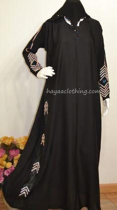 Hayaa Clothing - CHEVRON Colorful Rhinestone Dubai Abaya , (http://www.hayaaclothing.com/chevron-colorful-rhinestone-khaleeji-dubai-abaya/)