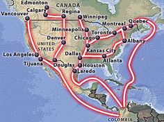 How Drug Cartels Conquered Mexico [MAPS] - Business Insider