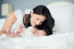 I love her lifestyle newborn work. Just amazing.