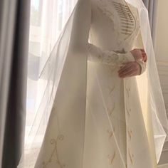 Disney Wedding Dresses, Hijab Bride, Pakistani Wedding Dresses, Happy Wedding Day, Dream Wedding, Nigerian Weddings, African Weddings, Muslim Brides, Muslim Couples