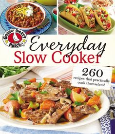 Gooseberry Patch Everyday Slow Cooker