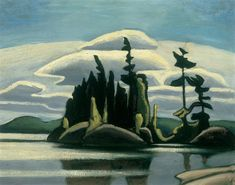 Lawren Stewart Harris, Canadian Group of Seven Emily Carr, Tom Thomson, Canadian Painters, Canadian Artists, Group Of Seven Paintings, Group Of Seven Artists, Landscape Art, Landscape Paintings, Modern Artists