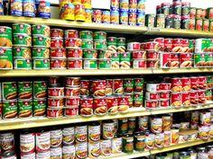Your pantry probably looks something like this.   31 Signs You Grew Up Seventh-Day Adventist