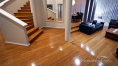 #Bamboo flooring has many remarkable qualities that make it equal to or better than many others wood #Flooring options. Goo.gl/zzj7Mt