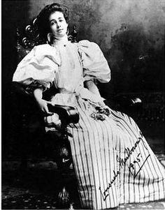 consuelo vanderbilt | Consuelo Vanderbilt | Autographed photo of Consuelo, Duchess of ...