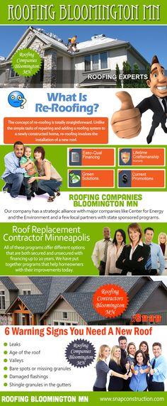 Roofing Bloomington MN