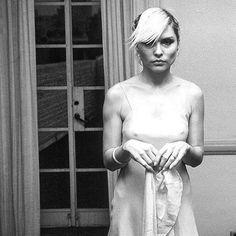 "forever-blondie: """"Debbie c '78-9 NYC, Gramercy Park hotel "" """
