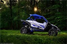 New 2017 Yamaha YXZ1000R SS Team Yamaha Blue ATVs For Sale in California. 2017 Yamaha YXZ1000R SS Team Yamaha Blue, ON SALE NOW - CALL FOR SALE PRICE - 951-471-8205 FINANCING AVAILABLE GRAB A GEAR The new YXZ1000R SS puts pure sport performance at your fingertips with an all-new 5-speed sequential Sport Shift (SS) transmission with automatic clutch. Additional Features 300-POUND CARGO CAPACITY: Bring what you need thanks to a composite cargo bed with a 300-pound capacity and four steel…